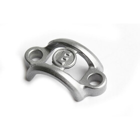 Magura Clamp Aluminum without Screws, silver